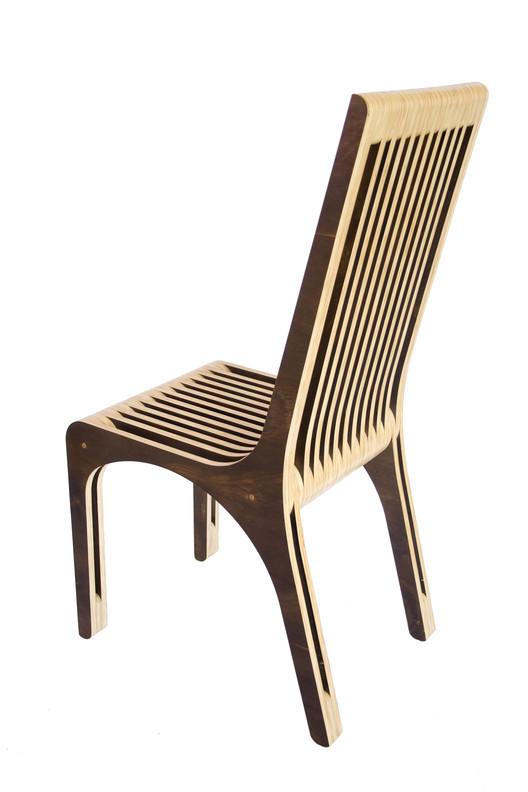 Silla Costilla. Image Cortesía de P&V Arquitectos
