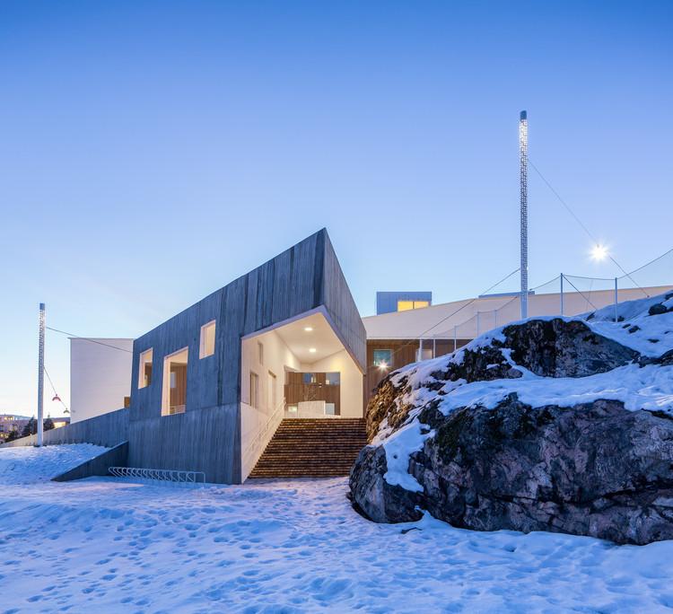 Viikinmäki Quarter House / AFKS, © Mika Huisman
