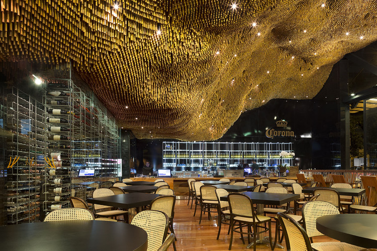 Olga Nur Restaurant / Arquitetos Associados, © Gabriel Castro