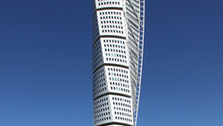Santiago Calatrava's Turning Torso Wins CTBUH's 10 Year Award