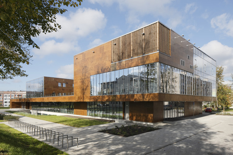 Rezekne University Department of Engineering / AB3D, © Ansis Starks