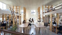 Pillar Grove / Mamiya Shinichi Design Studio