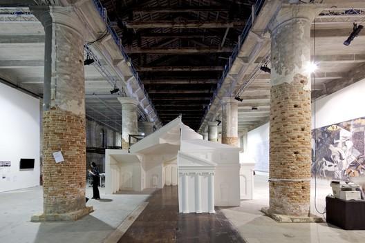 Venice Biennale 2012: Museum of Copying / FAT. Image © Nico Saieh