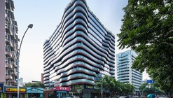 Fuzhou Shouxi Building / NEXT architects