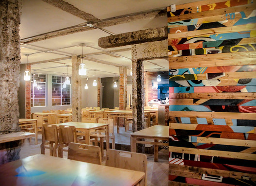 Glitch Bar  Rama Estudio  ArchDaily