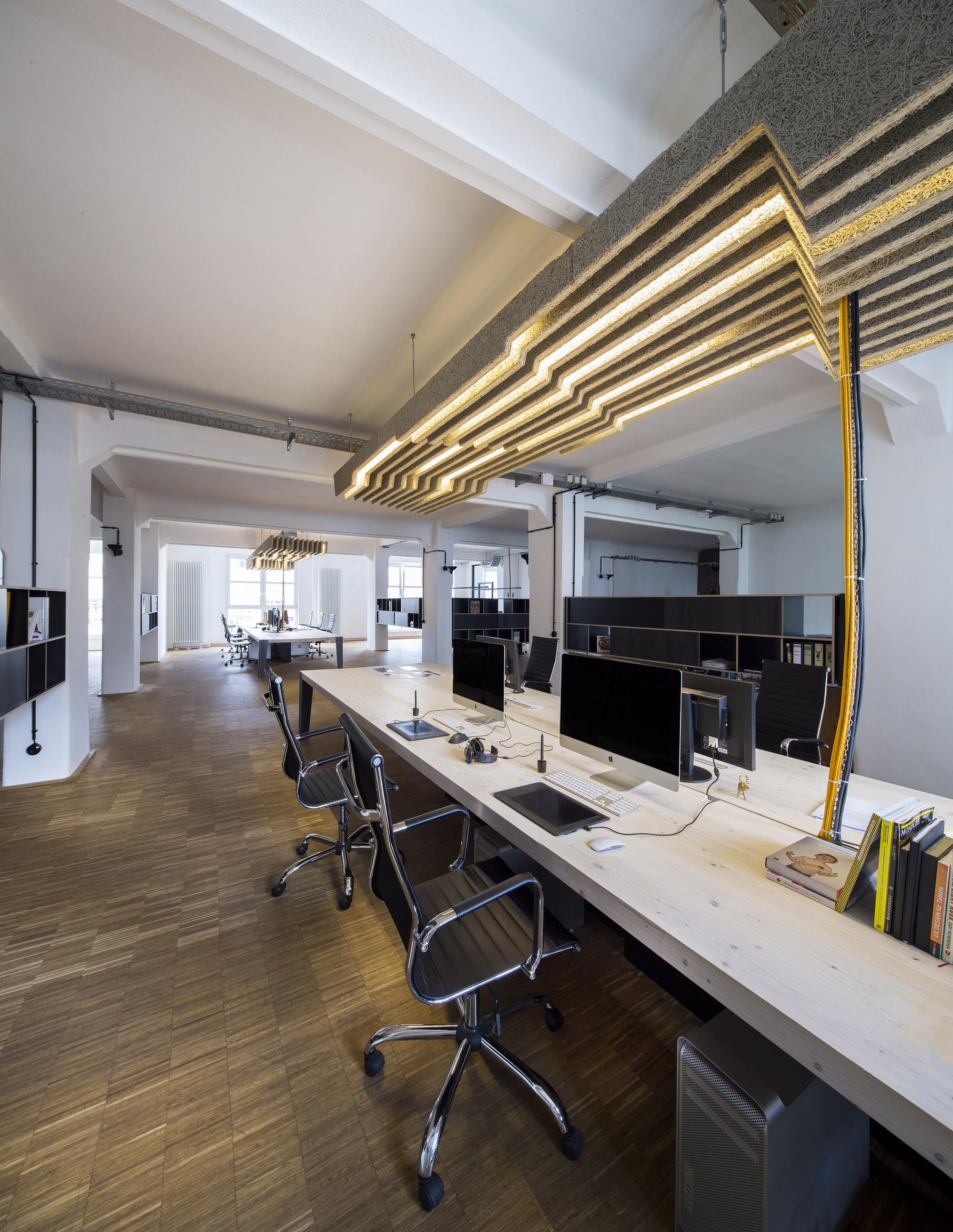 gallery of zum goldenen hirschen office extension sch ne. Black Bedroom Furniture Sets. Home Design Ideas