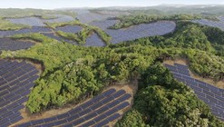 Japan's Abandoned Golf Courses Get Second Life As Solar Farms
