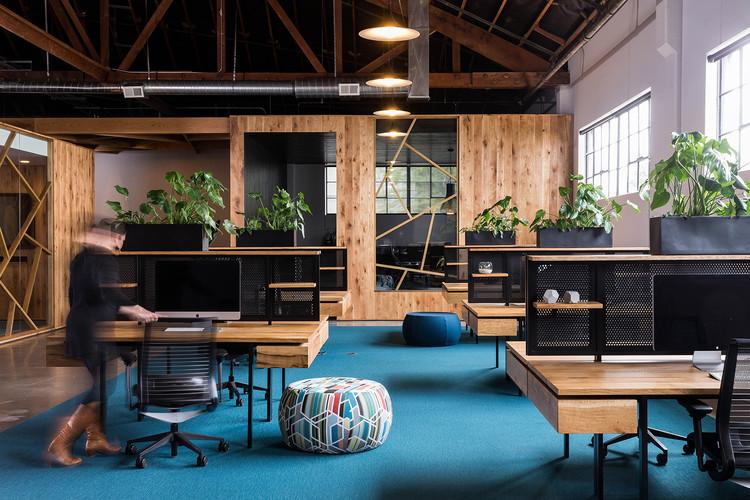 BeFunky Portland Office / FIELDWORK Design & Architecture, © Brian Walker Lee