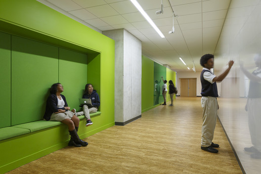 Innovative Classroom Grant Ideas ~ Projects selected for aia education facility design