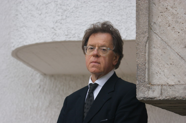 In-Depth Interviews With Jonathan Meades and Thomas Heatherwick, Plus More, Jonathan Meades. Image © Martha Warner