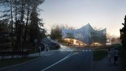 URBAN AGENCY presenta propuesta para la Escuela de Música de Kronberg