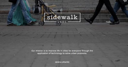 © Sidewalk Labs