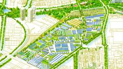 La nueva fábrica urbana: el eco-parque industrial de Torrent Estadella, Barcelona