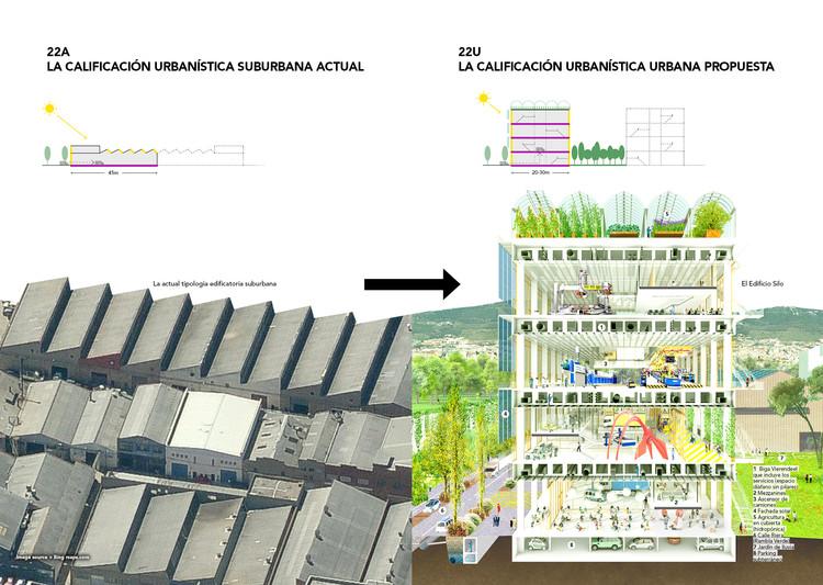 Calificación Urbanística Actual y Propuesta