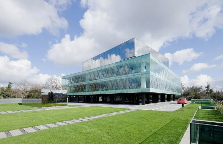 Vakko Headquarters and Power Media Center. Image © Iwan Baan