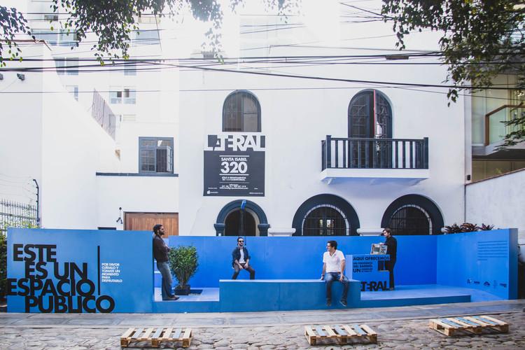 """""""En vez de un cerco, una plaza"""": propuesta urbana para la ciudad de Lima, Cortesía de Nomena Arquitectos"""