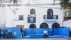 """""""En vez de un cerco, una plaza"""": propuesta urbana para la ciudad de Lima"""