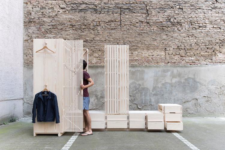 Unidad de Dormitorio / Sebastián Erazo Fischer, © Bruno Giliberto