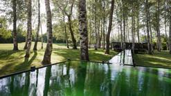 """""""Fuente de Spirulina"""" inspirada en los parques del Siglo XVI / Bureau A"""