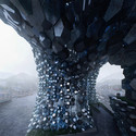 P-A-T-T-E-R-N-S (Marcelo Spina and Georgina Huljich), digital image, Keelung Crystal, 2013, Taiwan. Image Courtesy of James Vincent and Karim Moussa