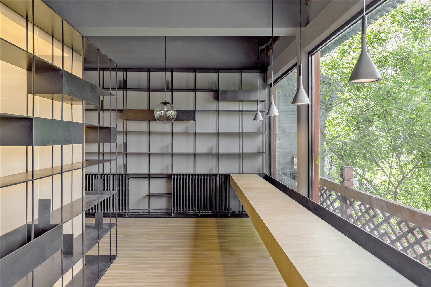 Gallery Of Rong Bao Zhai Coffee Bookstore Archstudio 16