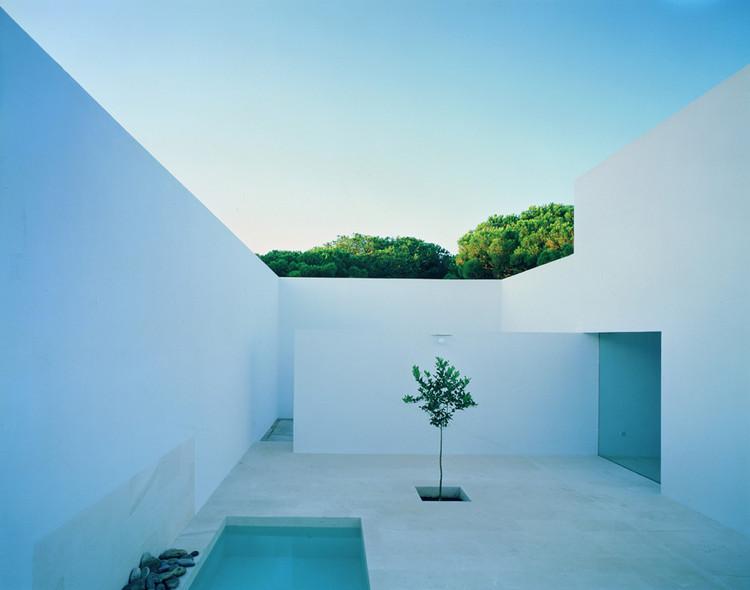 Casa Gaspar / Alberto Campo Baeza, © Hisao Suzuki
