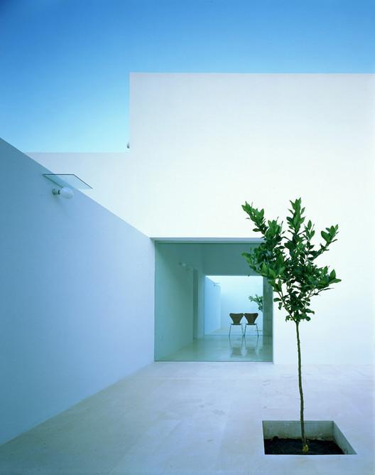 Casa gaspar alberto campo baeza plataforma arquitectura - Casa campo baeza ...