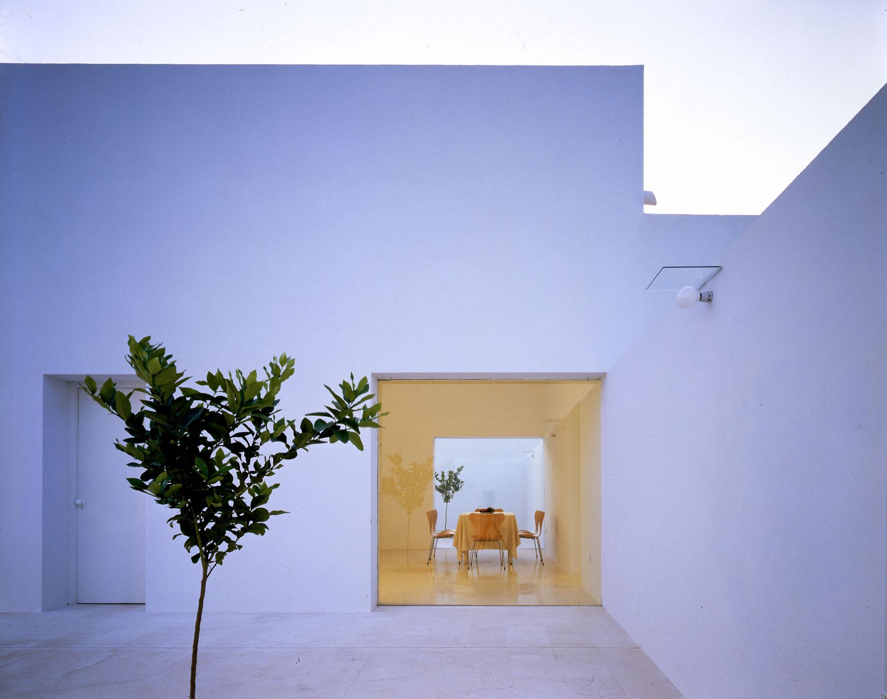 Gallery of gaspar house alberto campo baeza 5 - Casa guerrero campo baeza ...