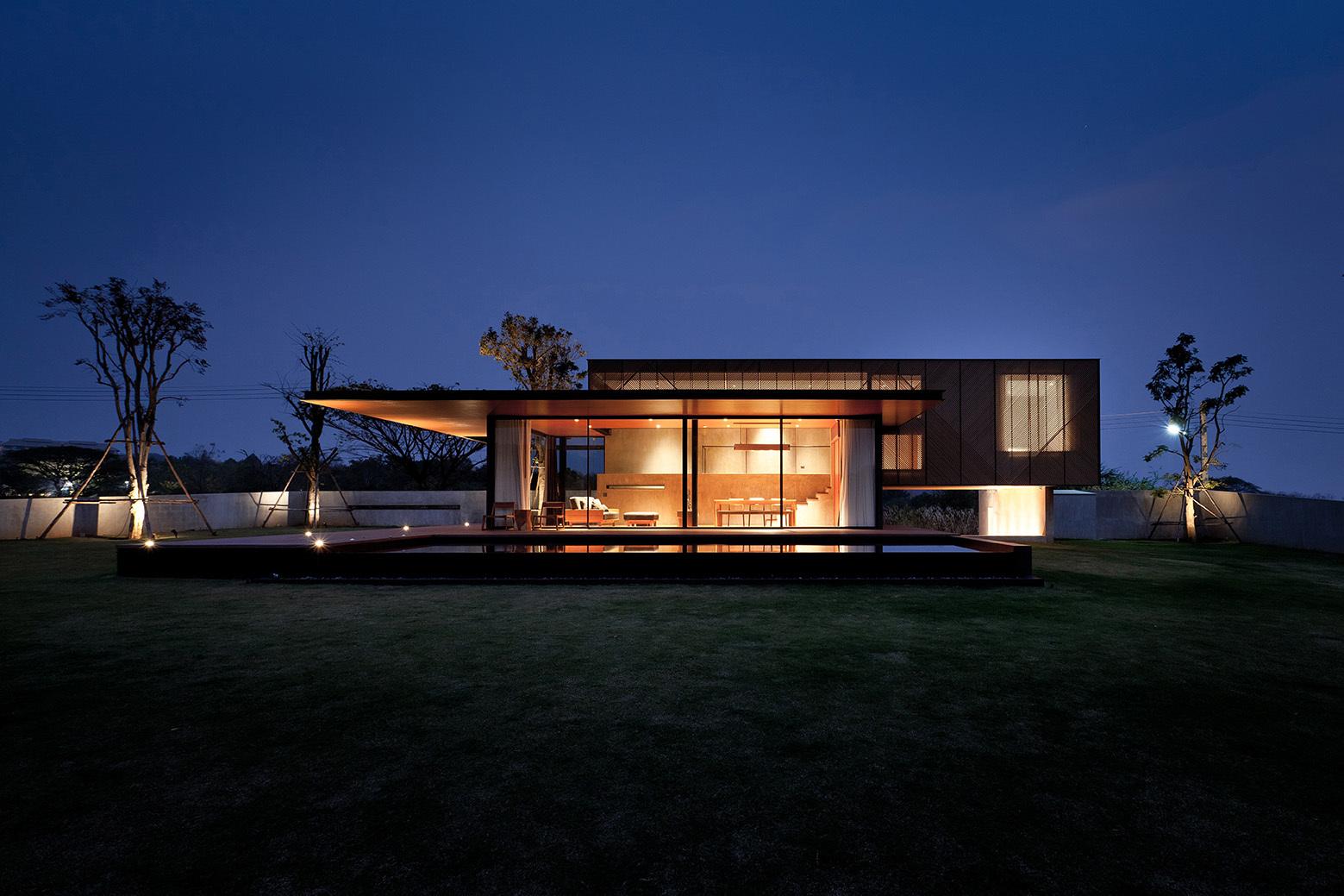 Gallery of ka house idin architects 7 for Ka chengardinen modern ka chen