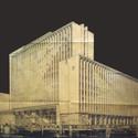 Perspectiva de una de las soluciones con criterios de Le Corbusier. Image © Fabio Rodríguez