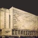 Perspectiva de un anteproyecto de 1951. Image © Fabio Rodríguez