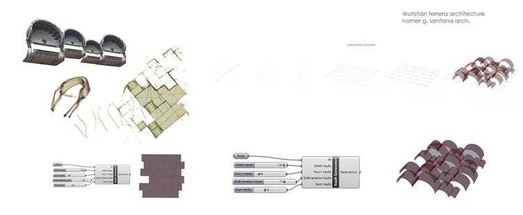 Concepto. Image Cortesía de Cristián Ferrera Architecture + Homer García Santana