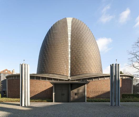 Rochuskirche / Paul Schneider von Esleben. Image © Thomas Mayer