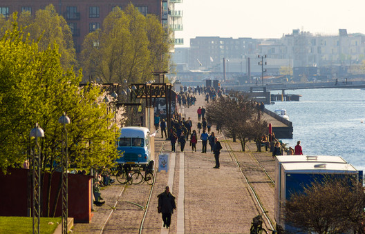 Celebrated architect-planner Jan Gehl has worked with the Copenhagen city council to improve the Danish capital's pedestrian-and-cycle networks. Image © Flickr CC user Thomas Rousing