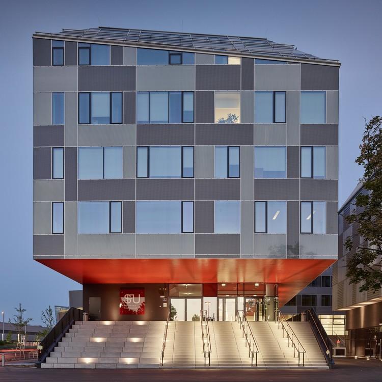 Campus Messestrasse Viena / Holzer Kobler Architekturen, © Kurt Hoerbst