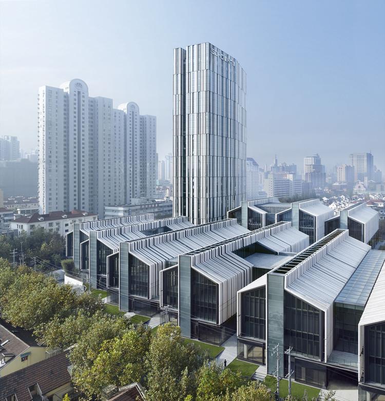 SOHO Fuxing Lu / gmp Architekten, © Christian Gahl