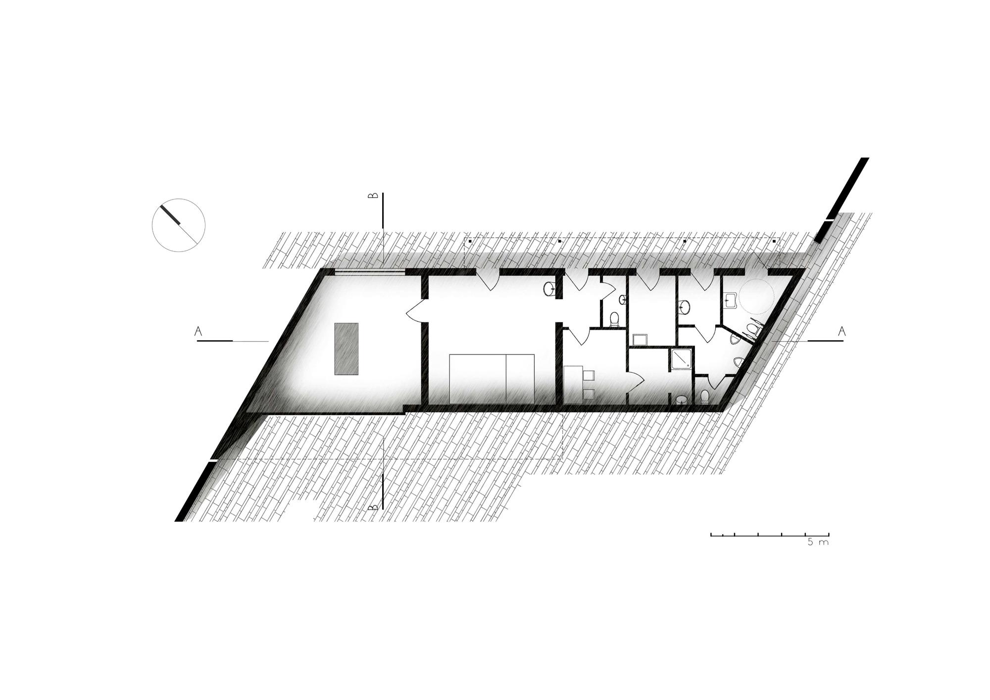 Floor plans funeral homes - Floor Plan