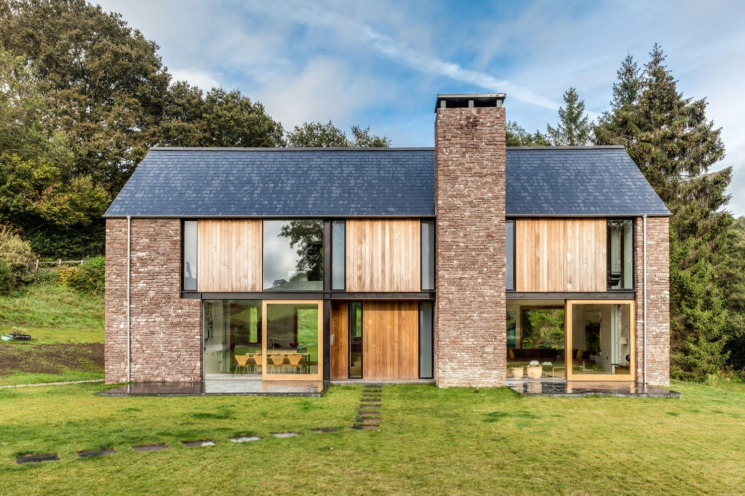 The Nook Hall Bednarczyk Building Of The Year 2016