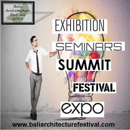 BALI ARCHITECTURE FESTIVAL 2011