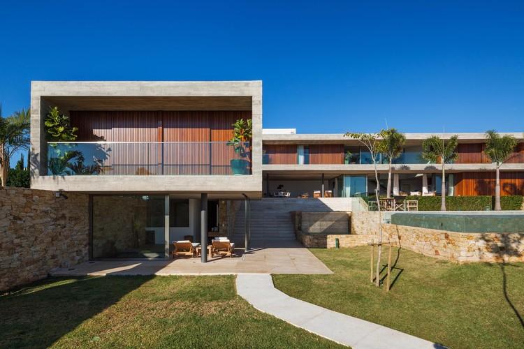 Casa EL / Reinach Mendonça Arquitetos Associados, © Nelson Kon