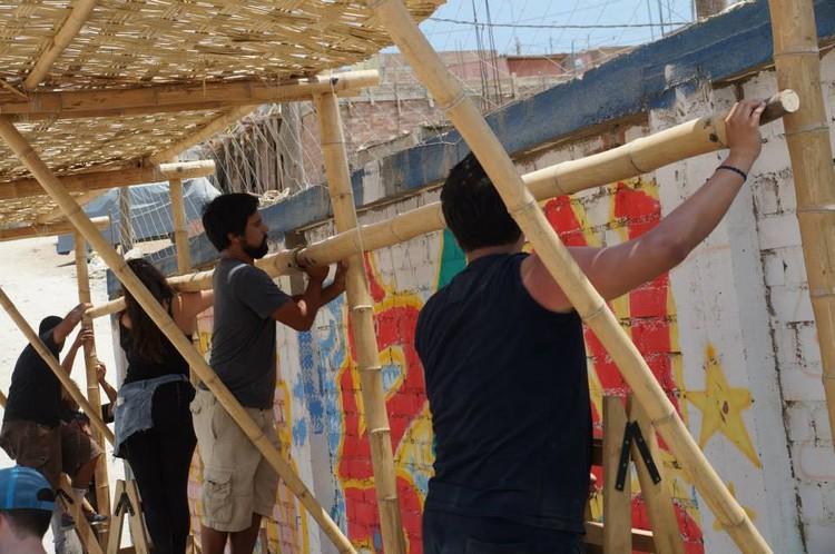 Jóvenes a la obra: cinco colectivos de estudiantes de arquitectura en Lima, vía Pasaje 140