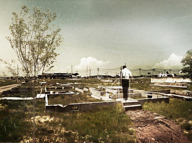 ME]morial Thesis Honors 2011 Japan Earthquake Victims | ArchDaily : arkitektur japan : Arkitektur