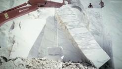 El impresionante proceso de la extracción de mármol en las canteras del norte de Italia
