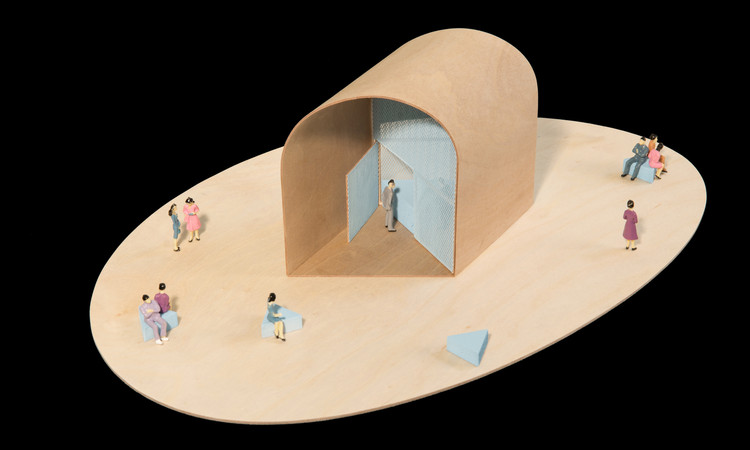 Paul Andersen y Paul Preissner + University of Illinois at Chicago. Image Cortesía de The Chicago Architecture Biennial