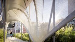 Zaha Hadid Unveils High Line Installation