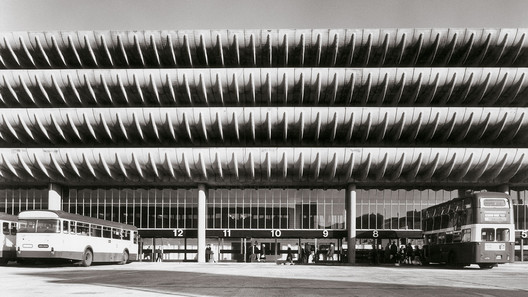 Preston Bus Station (1969). Image via BDP