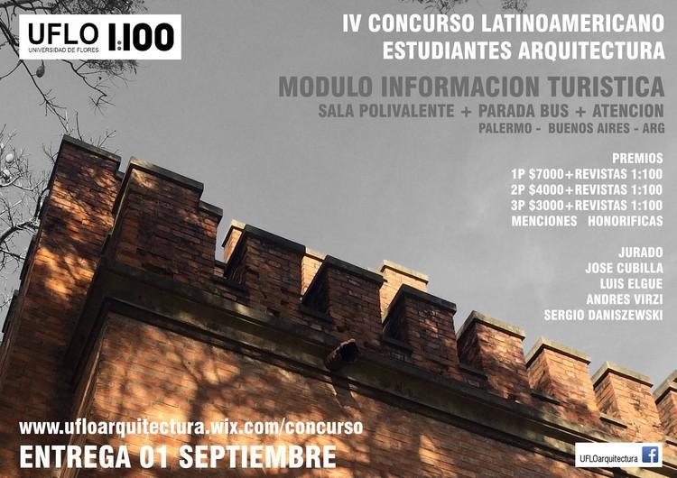 IV concurso para estudiantes latinoamericanos de arquitectura