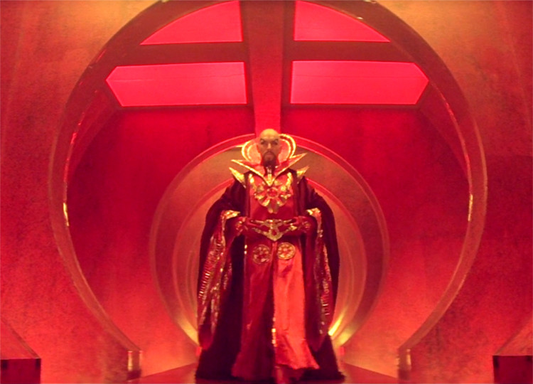 "Cine y Arquitectura: ""Flash Gordon"" (1980)"