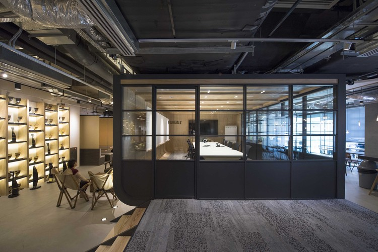 Leo Burnett HQ / Bean Buro, Courtesy of Bean Buro