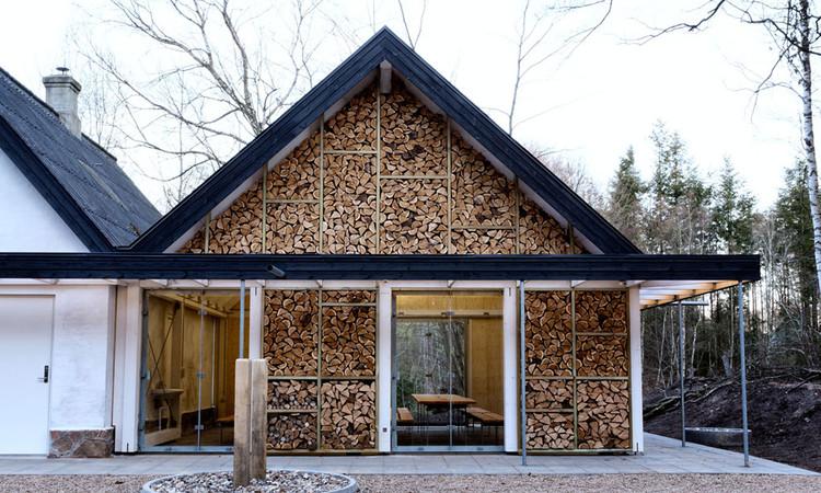 Casa Nøjkærhus de la Cultura / LUMO Arquitectos, © Jesper Balleby